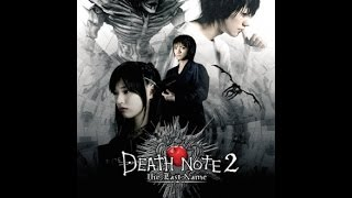 Death Note Ostatnie imie horror pl lektor film