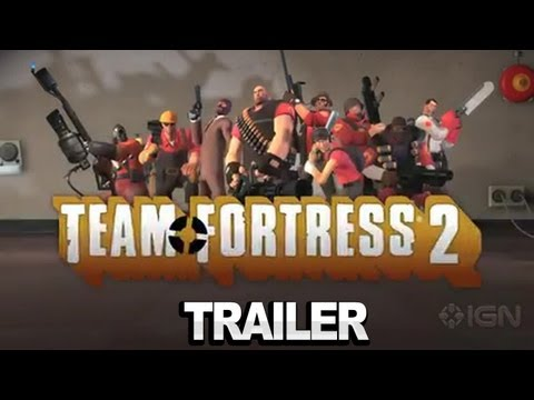 Team Fortress 2 - Meet the Pyro