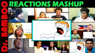 TheOdd1sOut: My Traumatizing Haunted House Experience REACTIONS MASHUP