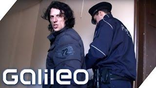 Dümmer als die Polizei erlaubt: Das sind die skurrilsten Einbrecher   Galileo   ProSieben