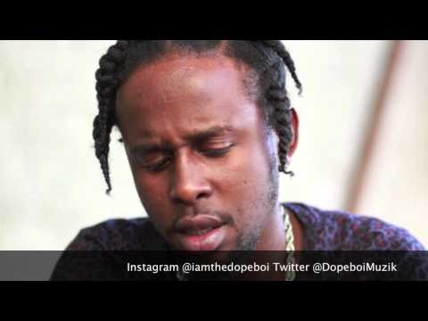 Popcaan - Fall In Love (raw) - Work Permit Riddim - April 2014 video