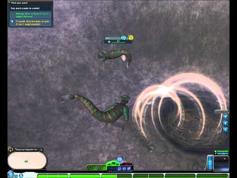 SPORE: History Part 1