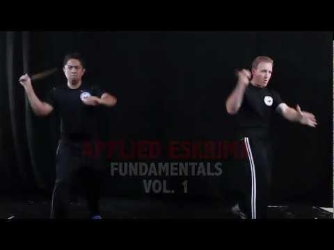 Applied Eskrima Training DVD Volume 1 Image 1