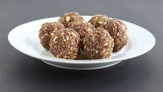 Dry Fruits Laddu   Nutritious Sweet   Healthy Festival Food