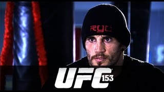 UFC 153: Jon Fitch Pre-Fight Interview