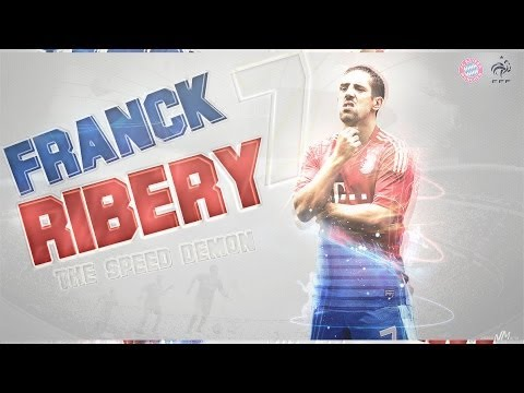 Franck Ribery :: Ultimate Skill Show :: HD