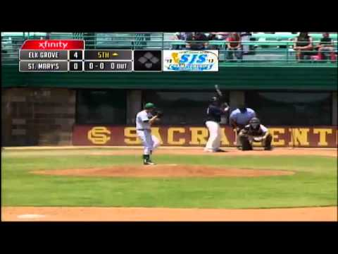 Elk Grove 1B Rowdy Tellez Highlights