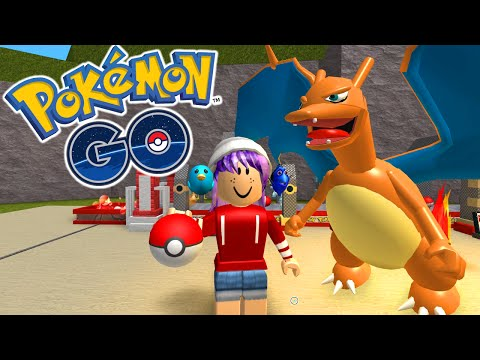 ROBLOX POKEMON GO TYCOON GAMEPLAY | RADIOJH GAMES