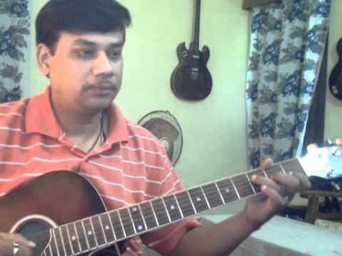 Sau Dard Hai On Guitar video