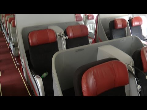 AirAsia X D7 222: Kuala Lumpur to Sydney (Premium FlatBed)