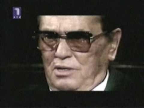 "Josip Broz Tito , interview 1978. english subtitle Pitanje: ""Sta ce biti sa SFRJ posle Vas?"""