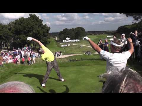 Miguel Angel Jimenez Warm Up Routine