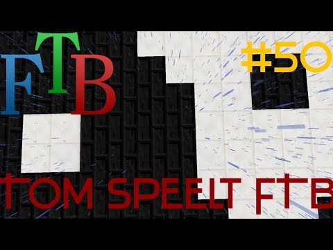 Tom speelt FTB S2E50 - (Tom Streamt FTB #3): Earth Guardian, Morph PvP en Me Systeem (TS5)