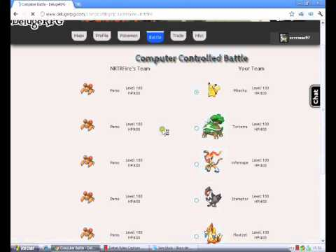 Pokemon Deluge Hack Funfa 100 Youtube