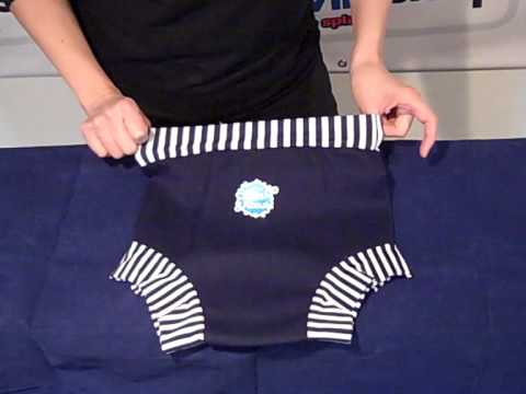 Swim diapers for young adults