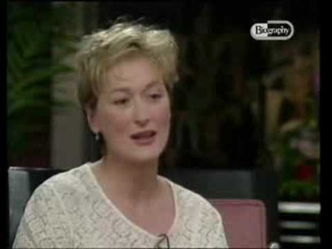 MERYL STREEP - Her life and work!!! Part 2