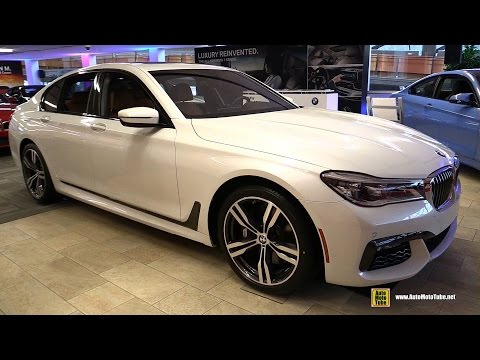 2016 BMW 750i xDrive - Exterior and Interior Walkaround - 2016 Ottawa Gatineau Auto Show