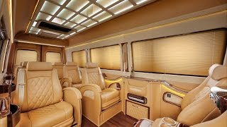 Mercedes Benz Sprinter SVD1009 VIP Design by TRIMO