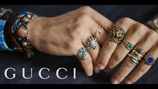 Gucci Haul - How to dress up your hands like Alessandro Michele, Accessories Rings