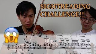 SIGHT READING COMPETITION