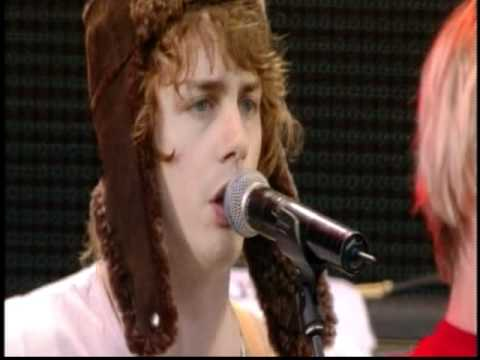 Live 8 Razorlight - Somewhere Else