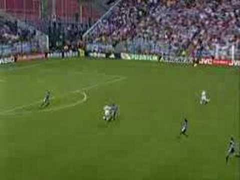 Michael Owen's goal against Argentina 1998