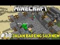 NGAJAK ISTRI ANTO ROOM TOUR MINECRAFT - SURVIVAL MOD #38 thumbnail