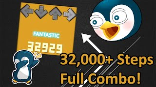 32,000+ Notes In 1 Hour Challenge!!! FULL COMBO!