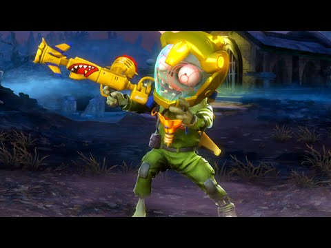 Plants vs. Zombies: Garden Warfare - Danger Zone!