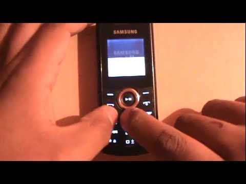 Samsung t139 manual