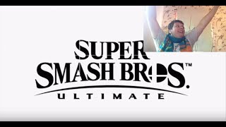 Super Smash Brothers Ultimate Direct REACTION - MY BOY WOLF RETURNS!