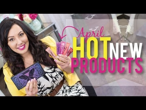 HOT New Beauty Products: April 2014   Makeup Geek
