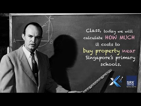 Property Prices and Singapore Primary Schools