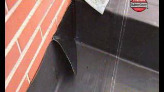 EPDM Rubber Roof installation,EPDM flat roof,  Firestone UK Video