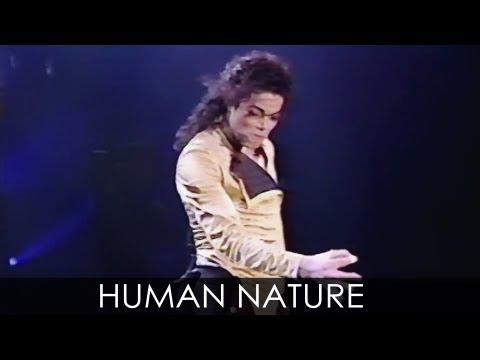 Michael Jackson - Human Nature live Dangerous Tour Argentina...