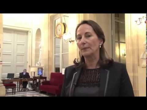 Transition énergétique : Ségolène Royal revient sur les enjeux du débat à l'Assemblée nationale