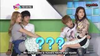 [Sub español] 130326 All the Kpop (completo)