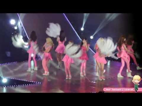 [Fancam] 130609 Say Yes : SNSD Girls & Peace World Tour in Seoul by Noot Sunshiner