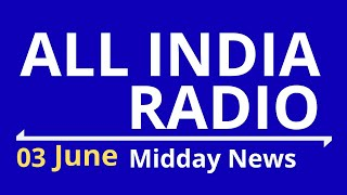 Midday News 3rd June