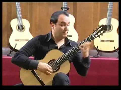 GIULIO TAMPALINI - Francisco Tarrega
