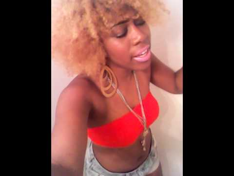 Nala Bonae Singing Tamar Braxton prettiest Girl video
