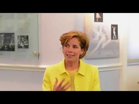 Darcey Bussell interviewed by students of The Royal Ballet School