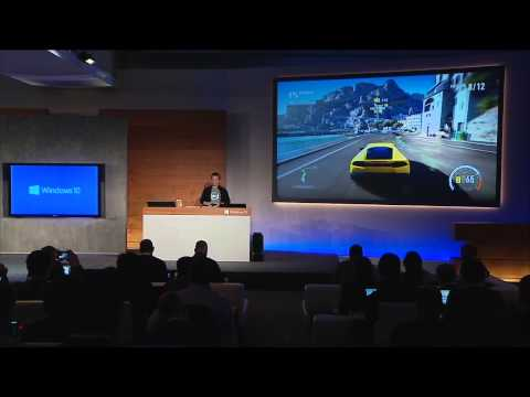 Microsoft Windows 10 Event January 2015 (Full)