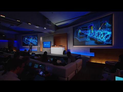Microsoft Windows 10 Event January 2015 (Full)