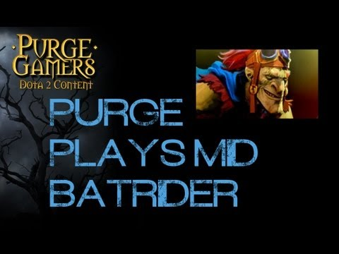 Dota 2 Purge plays Batrider
