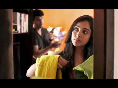 ▶ 2 Most Beautiful Husband Wife Loving Karva Chauth Ads Commercial | TVC DesiKaliah E7S57