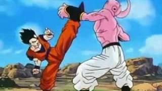 Dragonball z rap gohan vs majinbuu