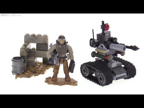 Mega Construx Call of Duty Assault Drone review