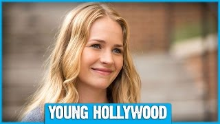 THE LONGEST RIDE's Britt Robertson on Rapping & Romantic Dates!