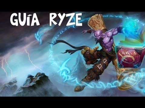 Gua Ryze Espaol [Temporada 2] League of legends